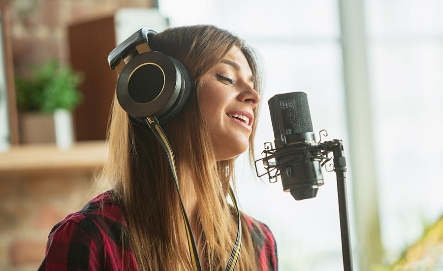 Formation par la voix par Liliana Sallustio