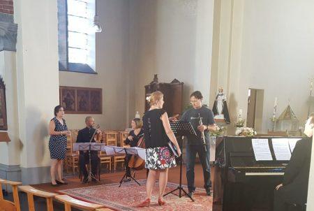 Coaching de musique vocale en église